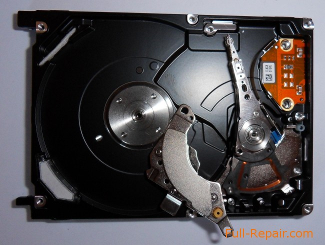 how to turn off pc hard drive