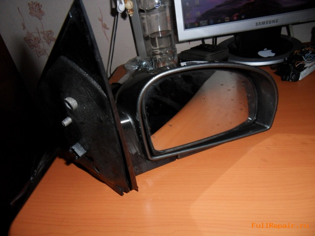 Heating Mirror For Hyundai Getz By Own Hands
