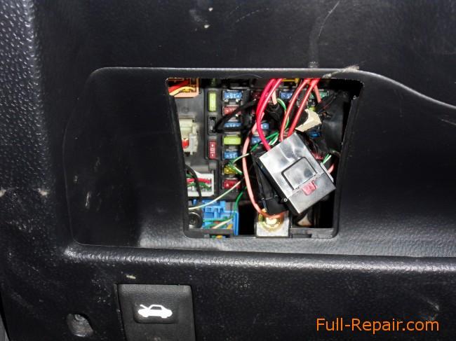 seat heater installation at hyundai getz rh full repair com hyundai getz fuse box layout hyundai getz fuse box diagram