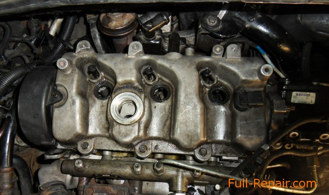 Camshaft Replace Of Crdi Engine