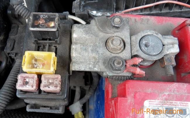 Replace Glow Plugs Of Crdi Engine