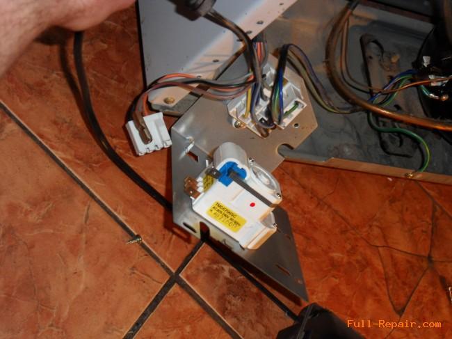 refrigerator relay repair